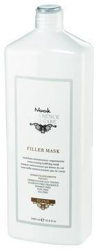 Nook Восстанавливающая Маска для Сухих и Поврежденных Волос Repair Filler Mask, 1000 мл shot маска для сухих и поврежденных с персиком 1000 мл