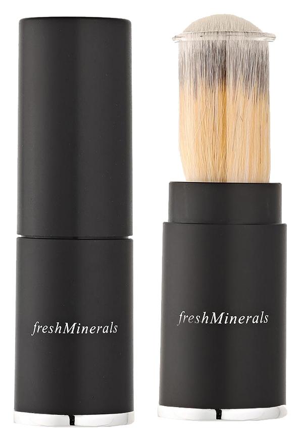 FreshMinerals Выдвижная Кисть для Макияжа Retractable Brush, 1 шт