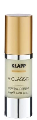 Klapp Сыворотка Revital Serum Восстанавливающая, 30 мл klapp сыворотка detox serum детокс 30 мл