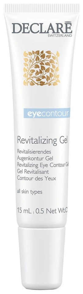 Declare Восстанавливающий Гель для Кожи Вокруг Глаз Revitalizing Eye Contour Gel, 15 мл
