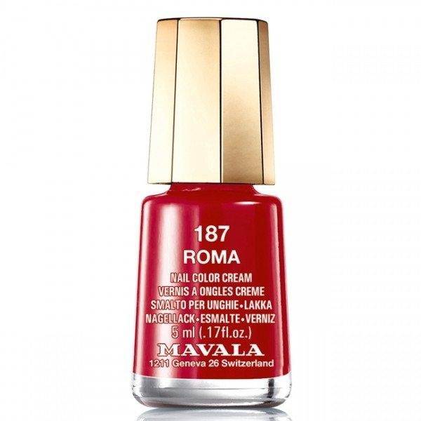 Mavala Лак Roma 9091187 для Ногтей Рим, 5 мл mavala mini color лак для ногтей 13 riyadh