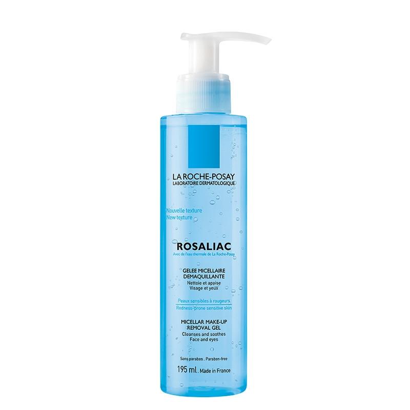 La Roche Posay Гель Rosaliac Micellar Gel Очищающий Мицеллярный Розалиак, 200 мл