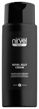 Nirvel Professional Кондиционер Royal Jelly Cream для Сухих и Окрашенных Волос, 250 мл
