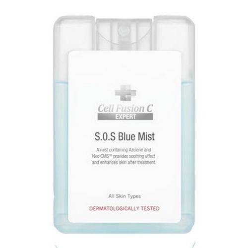 Cell Fusion C Спрей S.O.S Blue Mist Голубой Мист, 17 мл