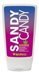 Soleo Крем Sandy Candy с Бронзирующим Комплексом, Коллагеном, Маслом Ши и Кофеином, 100 мл