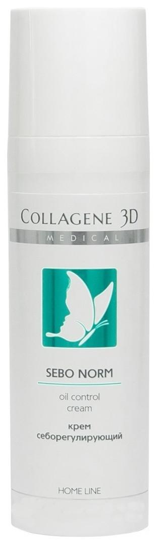 Collagene 3D Крем для Лица Sebo Norm, 30 мл