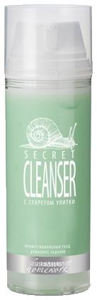 PREMIUM Мусс Secret Cleanser с Секретом Улитки, 155 мл