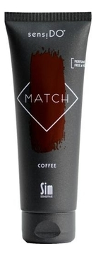 Sim Sensitive Краситель SensiDO Match Coffee Прямого Действия Кофейный, 125 мл