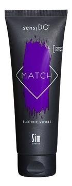 Sim Sensitive Краситель SensiDO Match Electric Violet Прямого Действия Фиолетовый, 125 мл
