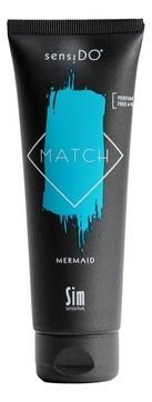 Sim Sensitive Краситель SensiDO Match Mermaid Прямого Действия Бирюзовый, 125 мл