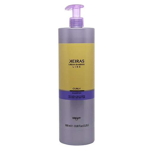 Dikson Шампунь Shampoo for Curly and Wavy Hair для Кудрявых Волос, 1000 мл цена и фото