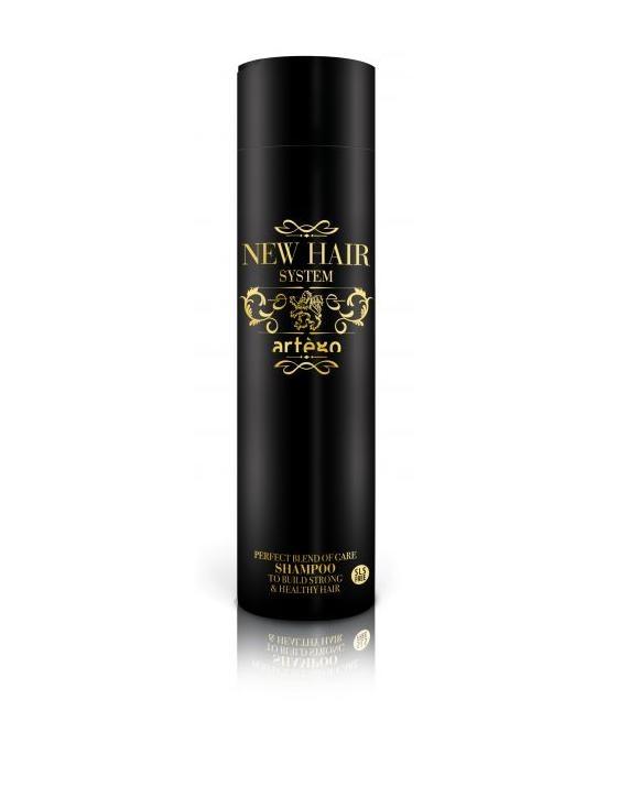Artego Бессульфатный Кератиновый Шампунь Shampoo Post  NHS, 250 мл