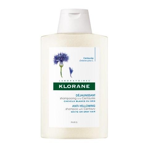 Klorane Шампунь Shampooing à la Centaurée с Экстрактом Василька, 200 мл
