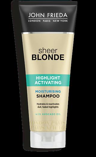 John Frieda Шампунь для Светлых Волос Sheer Blonde, 250 мл