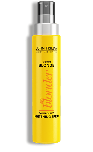 John Frieda Спрей Осветляющий для Волос Sheer Blonde Go Blonder, 100 мл