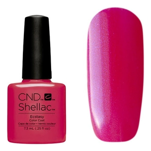 CND Покрытие Shellac New Wave # 91410 Ecstasy Гелевое, 7,3 мл