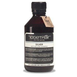 цены Togethair Шампунь против Желтизны для Осветленных и Седых Волос Silver Shampoo, 250 мл
