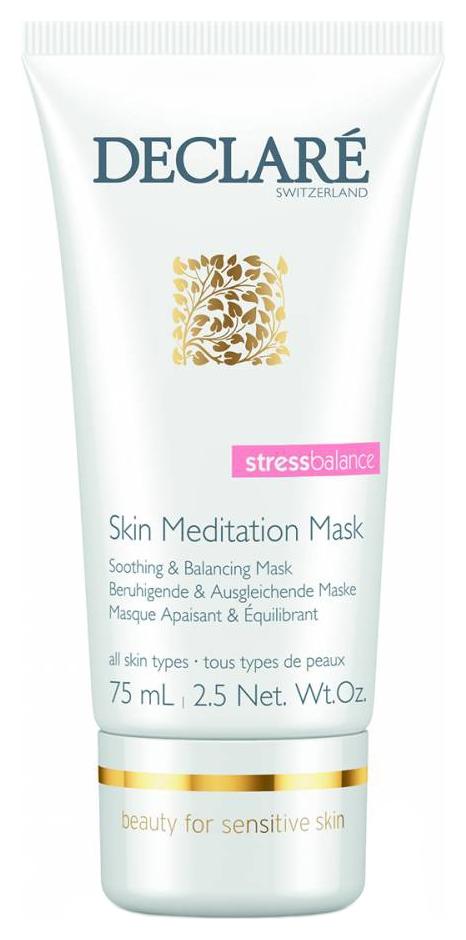 Declare Интенсивная Успокаивающая Маска Мгновенного Действия Skin Meditation Mask, 75 мл