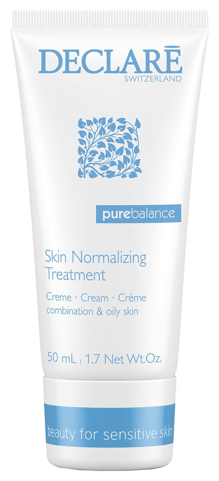 Declare Крем, Восстанавливающий Баланс Кожи Skin Normalizing Treatment Cream, 50 мл