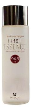 MIZON Эссенция Skin Power Original First Essence Ферментированная Омолаживающая для Лица, 210 мл ферментированная эссенция против морщин wrinkle away fermented essence 150мл