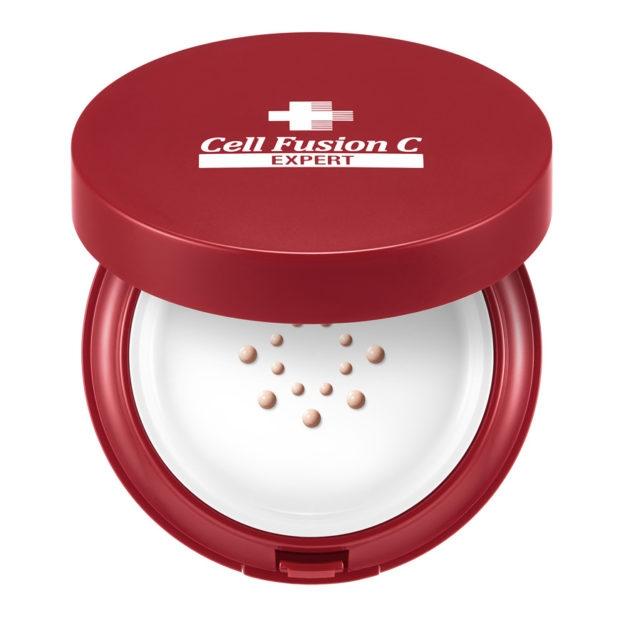 Cell Fusion C Крем Skin Tone Up BB Cusion с Тоном в Пудренице, 12г