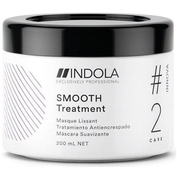 INDOLA PROFESSIONAL Маска Smooth Treatment Разглаживающая для Волос, 200 мл four reasons маска для волос toning treatment coffee 200 мл