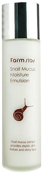 FarmStay Эмульсия Увлажняющая с Муцином Улитки Snail Mucus Moisture Emulsion, 150 мл