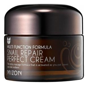 MIZON Крем Snail Repair Perfect Cream Питательный Улиточный, 50 мл