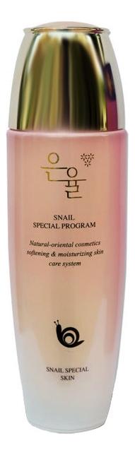 купить Eunyul Тонер с Муцином Улитки Snail Skin, 150 мл дешево