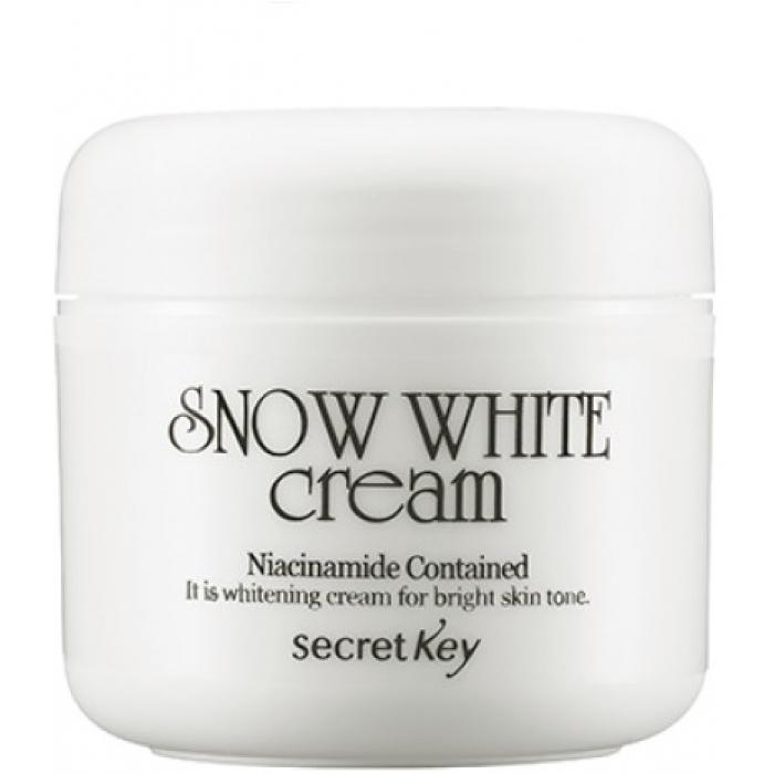 Secret Key Крем Snow Cream для Выравнивания Тона Кожи, 50 мл