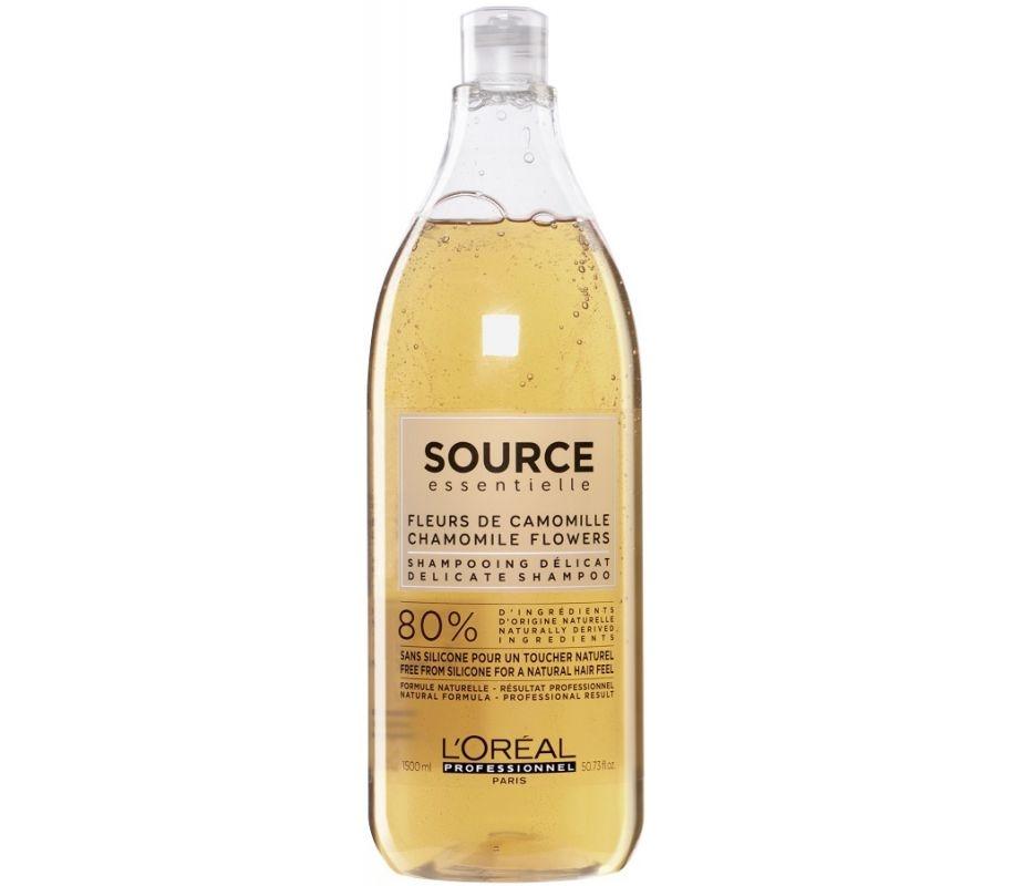 LOreal Professionnel Шампунь Source Essentielle Delicate Shampoo для Чувствительной Кожи, 1500 мл