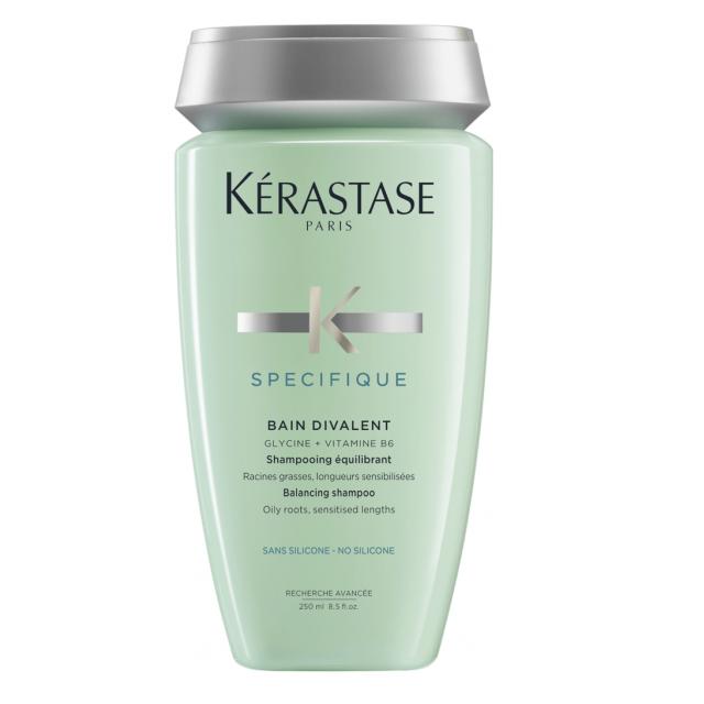 Kerastase Шампунь Specifique Bain Divalent Дивалент для Жирных Волос, 250 мл лак для волос kerastase купить