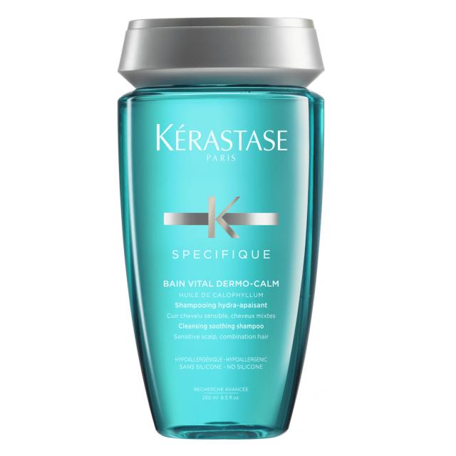 Kerastase Шампунь Specifique Bain Vital Dermo-Calm Дермокалм Витал для Нормальных Волос, 250 мл