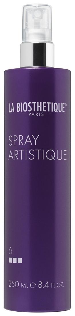 La Biosthetique Неаэрозольный лак для волос сильной фиксации Spray Artistique, 250 мл paul mitchell лак для волос средней фиксации super clean spray 300 мл