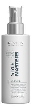 REVLON Спрей Style Masters Double or Nothing Lissaver для Выпрямления Волос с Термозащитой, 150 мл средство для выпрямления волос alissium 00 ипертин 150 мл 150 мл 10 мл