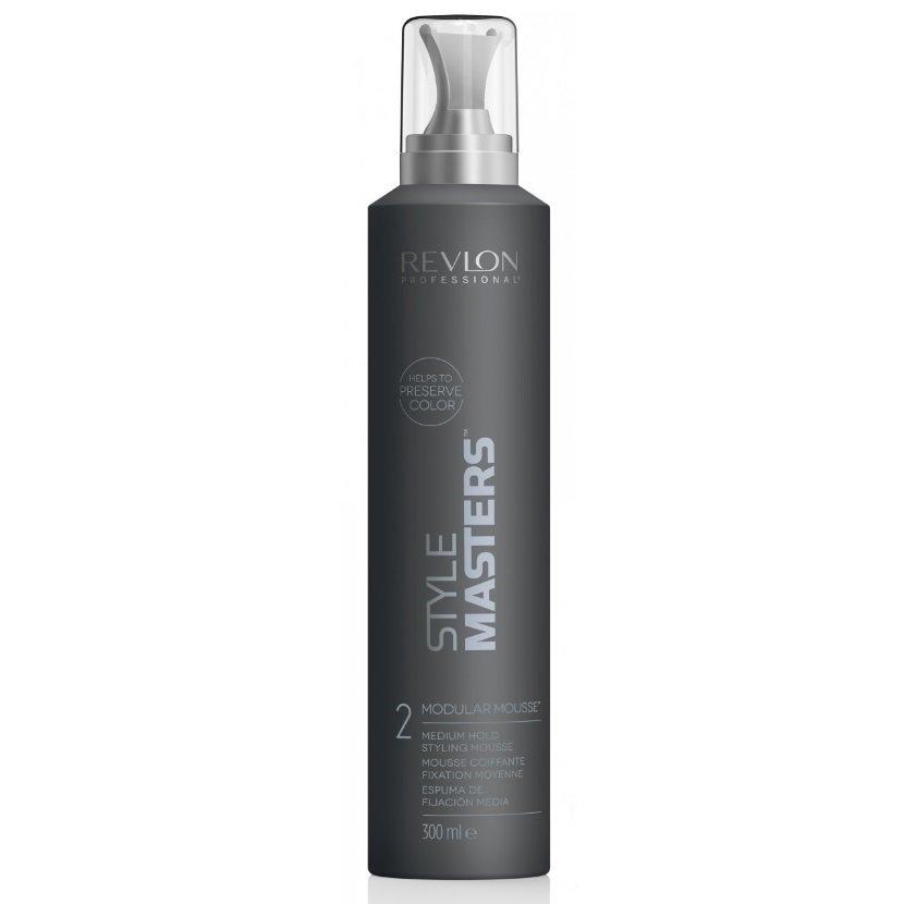 REVLON Мусс Style Masters Styling для Волос Средней Фиксации, 300 мл