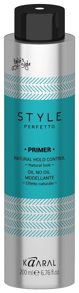 Kaaral Масло Моделирующее Сухое Style Perfetto Primer Natural  Hold Control, 200 мл
