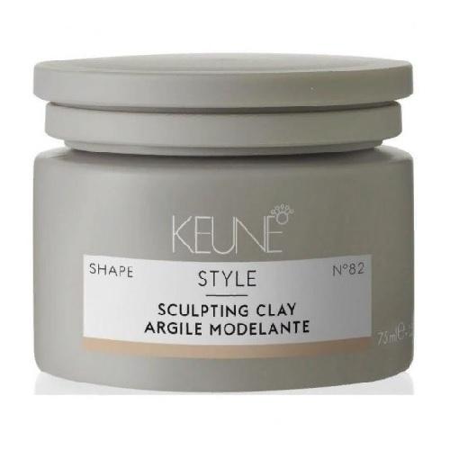 Keune Глина Style Sculpting Clay Скульптурирующая, 75 мл osmo глина воск для волос matte clay extreme 100 мл
