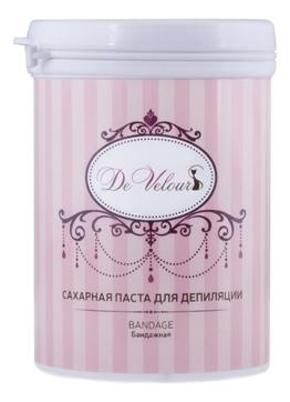 De Velours Паста Sugarpaste–Bandage Сахарная для Депиляции Шугаринг - Бандажная, 330г