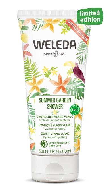 WELEDA Гель для Душа Summer Garden, 200 мл