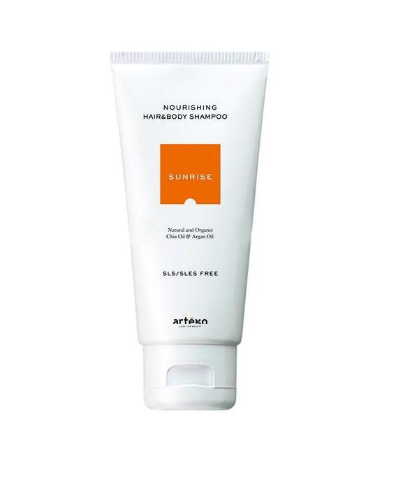 Artego Питательный Шампунь Sunrise Nourishing Shampoo, 200 мл