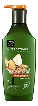 Mise en Scene Кондиционер Super Botanical Repair & Relaxing Conditioner Восстанавливающий Расслабляющий, 500 мл