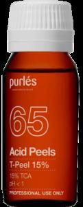 Purles Пилинг ТСА T-Peel 15%, 30 мл