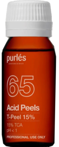 Purles Пилинг ТСА T-Peel 15%, 60 мл purles пилинг тса t peel 15% 60 мл