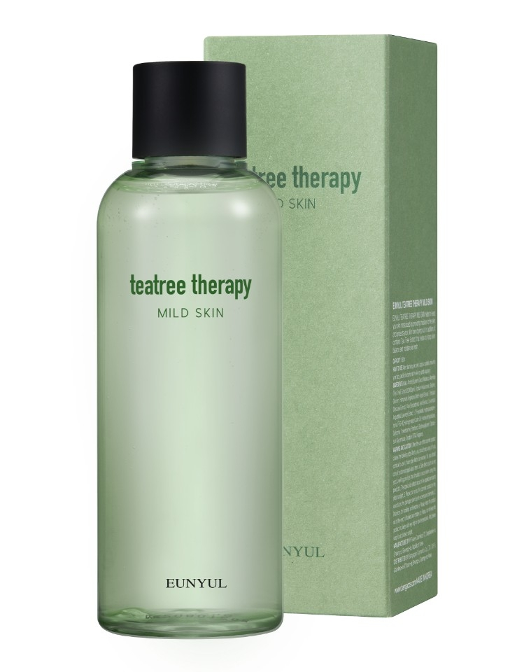 Eunyul Тонер с Экстрактом Чайного Дерева Tea Tree Therapy Mild Skin, 180 мл