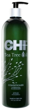 CHI Кондиционер Tee Tree Oil с Маслом Чайного Дерева, 739 мл chi luxury black seed oil curl defining cream gel