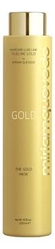 MIRIAMQUEVEDO Маска The Gold Mask Золотая, 250 мл недорого