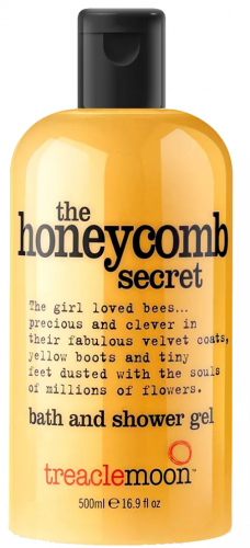 цена на Treaclemoon Гель The Honeycomb Secret Bath & Shower Gel для Душа Медовый Десерт, 500 мл