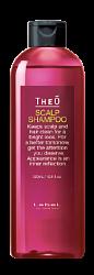 Lebel Cosmetics Шампунь Theo Scalp Shampoo, 320 мл