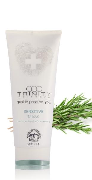 Trinity Hair Care Маска для Чувствительной Кожи Головы Therapies Sensitive Mask, 200 мл маска от перхоти дома